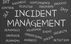 Cyber incident management platform buzz words